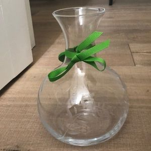Glass Vase/ Carafe